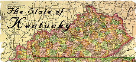 Kentucky Formation Maps