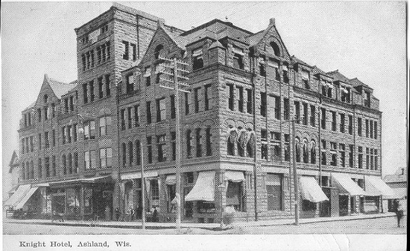 Knight Hotel Ashland Wisconsin