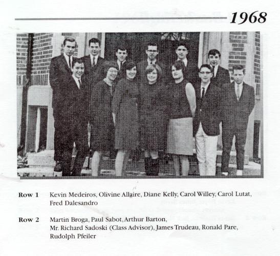714595204c521 James Trudeau Kevin Medeiros Olivine Allaire Diane Kekky Carol Willey Carol  Lutat Fred Dalesandro Martin Broga