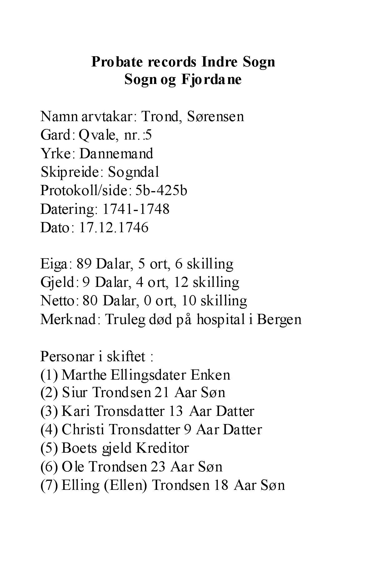ellens gård 7
