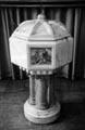 Marble Baptismal Font, 1998 - 42KB