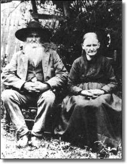 Jeremiah and Sarah Choate