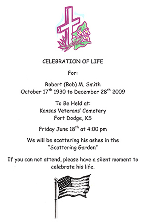 Invitation Of Life was best invitations example