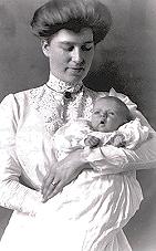 Helen Ann UTZ & Son Charles Wilson DWIGGINS