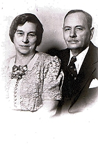 Helen Ann UTZ & Husband Charles Wesley DWIGGINS