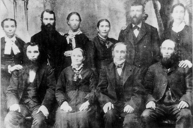 Braun Family Joannas Peter Braun Family