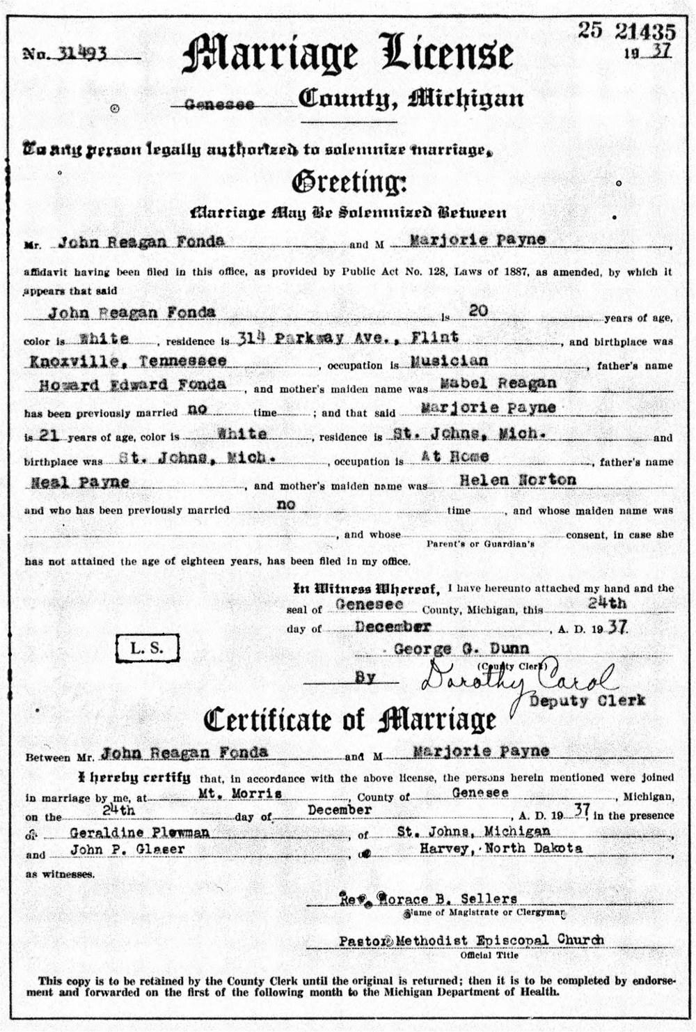 michigan marriage record Wedding License Genesee County Mi Wedding License Genesee County Mi #10 marriage license genesee county michigan